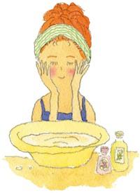 氷水洗顔の効果