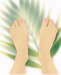 足の裏 健康