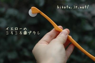 歯周病予防ころころ歯ブラシ