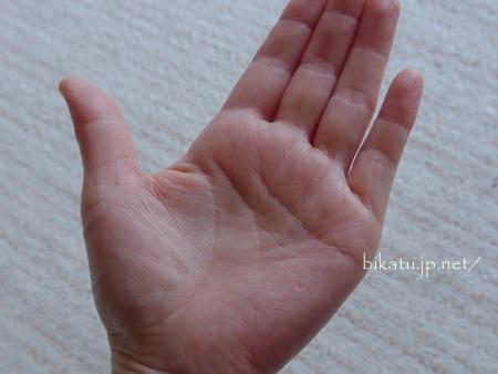 乾燥した手にオリーブオイルの効果